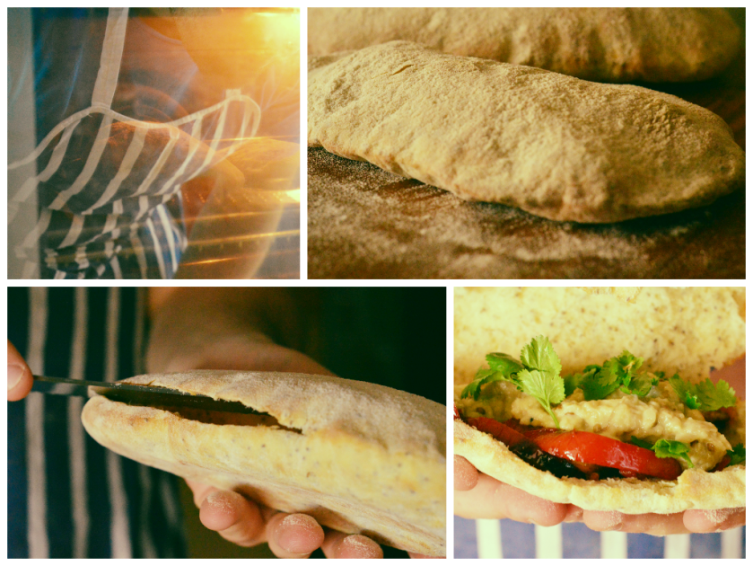 Pitta Collage
